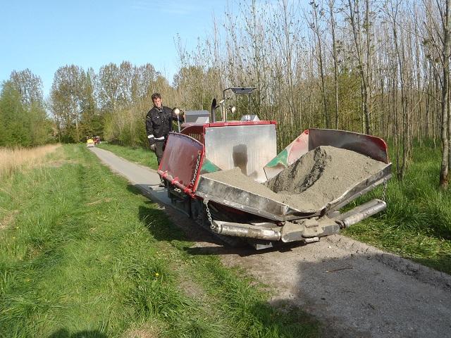 aanleg bospaden noorddijk 4